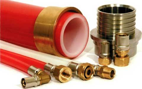 Металлопластик.  Российскому покупателю пластиковых труб для горячего водоснабжения и отопления обычно приходится...