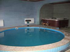 Строительство бассейнов в Украине. Павильоны для бассейнов.