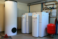 Профессиональный монтаж систем отопления на геотермальных и