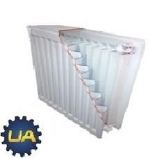 Стальные радиаторы AURA с боковым подключением