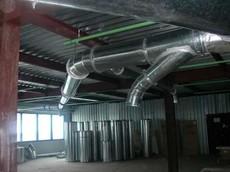 Изготовление и монтаж вентиляционных систем
