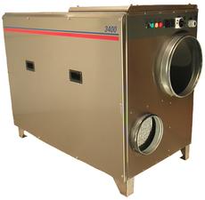 Осушитель воздуха промышленный DehuTech ™ 3400 (Швеция) б/у
