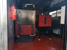 Ardenz - Виробництво котлів на твердому паливі