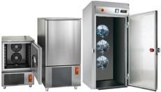 Шкафы и камеры шоковой заморозки (холодильные и морозильные