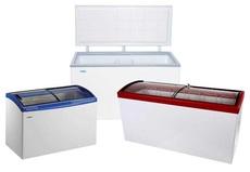 Лари морозильные, холодильные, универсальные. Новые (камеры)