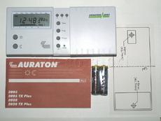 Терморегулятор программируемый Auraton 2005