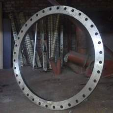 Фланцы больших диаметров