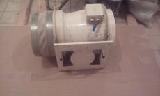 Продам вентиляционные двигатели Soler&Palau
