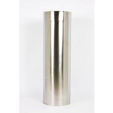 Труба дымохода термо н/оц ф180/250мм, толщина нержавейки 1мм