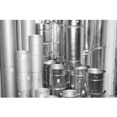 Труба дымохода термо нерж/оцинковке ф160/220 мм