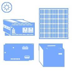 Предлагаем готовые решения для сетевых солнечных электростан