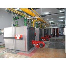 Проектування й монтаж котелень, газопроводів, систем вент