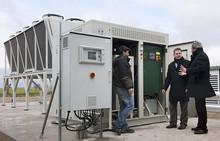 Сухие градирни, конденсаторы, воздухоохладители, теплообменн