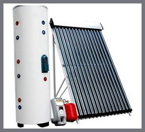 Вакуумний сонячний колектор у Чернівцях super heat pipe