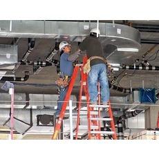 Монтажні та пусконалагоджувальні роботи вентиляції